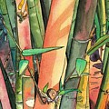 Tropical Bamboo by Marionette Taboniar