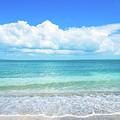 Tropical Beach by Wai Yee Thang