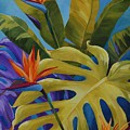 Tropical Birds by Karen Dukes