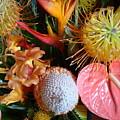 Tropical Bouquet by Ileana Carreno
