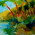 Tropical Canal by Julianne Felton