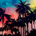 Tropical Colors by Mark Ashkenazi