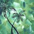 Tropical Dance 3 By Madart by Megan Duncanson