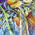 Tropical Design 2 by Rae Andrews
