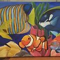 Tropical Fish by Melanie Widgeon