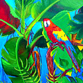 Tropical Flame by Inna Montano