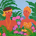 Tropical Flirtation by Susan Rinehart