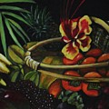 Tropical Fruit by Kim Selig