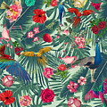 Tropical Fun Time  by Mark Ashkenazi