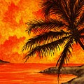 Tropical Heat by Michael Vigliotti