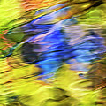 Tropical Mosaic Abstract Art by Christina Rollo