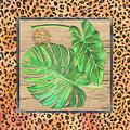 Tropical Palms 2 by Debbie DeWitt