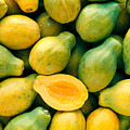 Tropical Papayas by Greg Vaughn - Printscapes