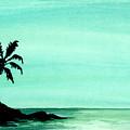 Tropical Shore by Michael Vigliotti