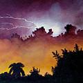 Tropical Storm by Peter Kulik