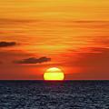 Tropical Sunset by Arthur Dodd