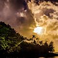 Tropical Sunset by Daniel Murphy