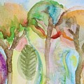 Tropical Trees by Modern Art