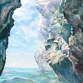 Trouee 2 by Muriel Dolemieux