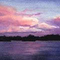 Trout Lake Sunset I by Lynn Quinn