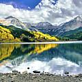 Trout Lake by Susan Warren