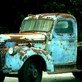 Truck by Lord Frederick Lyle Morris - Disabled Veteran