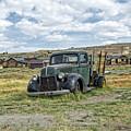 Truck In Bodie by Scott Read