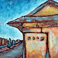 Truckee Train Depot Number 2 by Sara Zimmerman