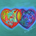 True Blue Hearts by Kendall Kessler