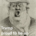 Trump The Imbecile by Ylli Haruni