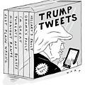 Trump Tweets Boxed Set by Kim Warp