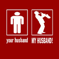 Trumpet Player - My Husband by Sophia