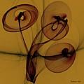 Trumpets Of Jericho by Dragica Micki Fortuna