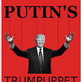 Trumpuppet by Richard Reeve
