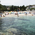Trypiti Beach On Thassos Island by Newnow Photography By Vera Cepic