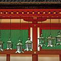 Tsuri-do-ro Or Hanging Lantern #0807-1 by Hiro Nishikawa