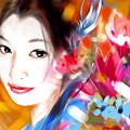 Tsuru Hime by GETABO Hagiwara