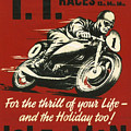 Tt Races 1961 by Georgia Fowler