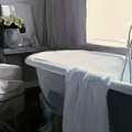 Tub in Grey by Patti Siehien
