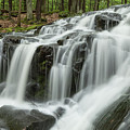 Tucker Brook Falls 1 by Brian Hale