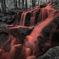 Tucker Brook Falls Ir 1 by Brian Hale