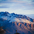 Tucson Mountains Snow by Kevin Mcenerney