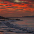 Tuesday Sunrise by Bruce Frye