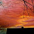 Tuesdays Sky by Gary  Hernandez