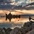 Tufa Sunrise by Doug Holck