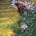 Tuft Of Flowers by Ken Fiery