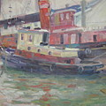 Tug Boat by Bart DeCeglie