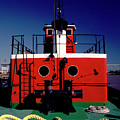 Tug Boat by Jack Foley