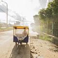 Tuk Tuk Taxi by Eline Van Nes
