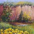 Tularosa Bluff by Candy Mayer